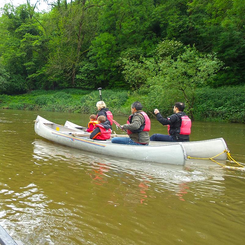 Canoe Hire Kerne Bridge